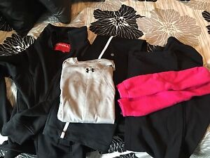 Lululemon, under aromour, O'Neil + more athletic clothes