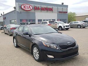 2015 Kia Optima EX Luxury Leather Heated Seats - PST Paid - A...