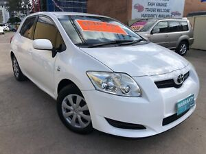Toyota Corolla Automatic Hatchback Economical Free 1yr Warranty