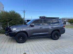 2018 Toyota Landcruiser Vx (4x4) 6 Sp Automatic 4d Wagon