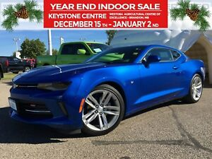 2017 Chevrolet Camaro LT RS RWD *Backup Cam* *Wifi* *Projection*