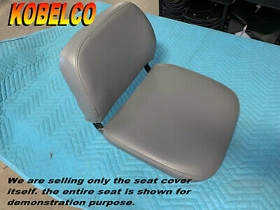 Kobelco Sk007 New Seat Cover Mini Excavator Sk 007 236a