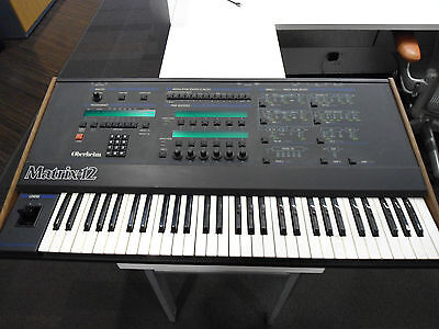 Oberheim Matrix-12 on Rummage