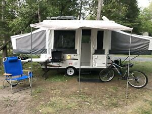 2012 Jayco Jay Series 1007 Tent Trailer - POWER LIFT
