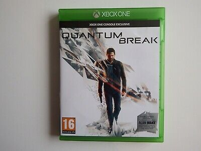 Quantum Break on Xbox One in MINT condition, usado comprar usado  Enviando para Brazil