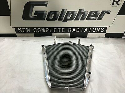 LARGE PERFORMANCE RACING RADIATOR FOR YAMAHA YZF-R6 R6 08-16 EXTENDED VER.