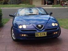 Alfa Romeo Spider luxury Wynnum West Brisbane South East Preview