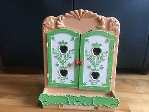 Vintage Strawberry Shortcake Display Cabinet