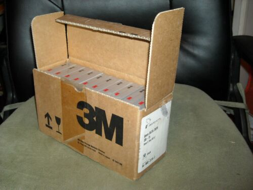 3M Iimation 8mm data tape d8-15 8mmX15m 10 in box 84-9802-3170-2 1993