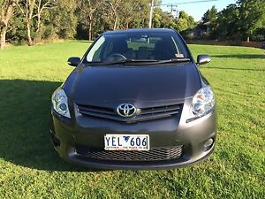 2011 Toyota Corolla Hatchback Nunawading Whitehorse Area Preview