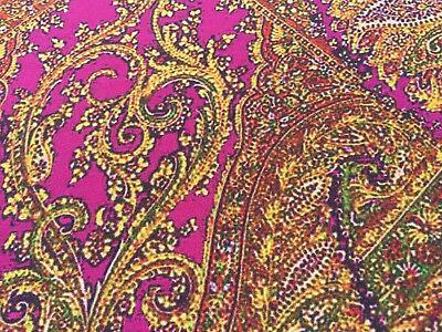 Italian Crepe Silk 100%, 'Surrentum' (1.50m x 1.40m piece) dress fabric