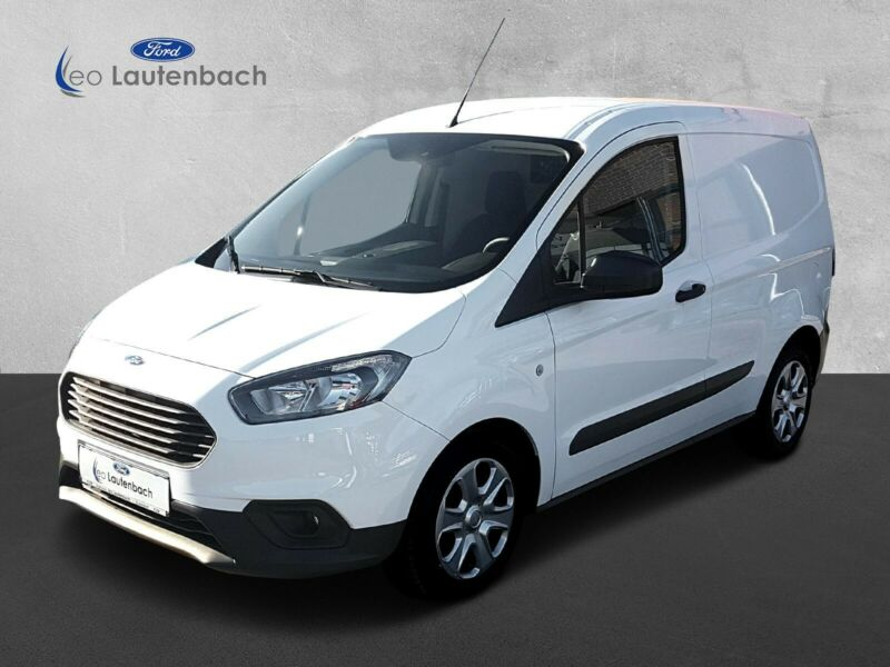 Ford Courier Kasten Trend