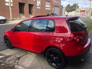 2006 Stunning Red VW GTI Automatic Box Hill North Whitehorse Area Preview
