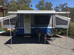 1983 Viscount Coleman campervan caravan camper trailer Jimboomba Logan Area Preview
