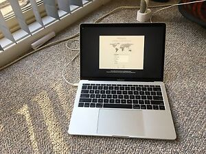 "Macbook Pro 13"" 2016, No Touch bar, 8GB RAM, 256GB SSD,almost new Newcastle Newcastle Area Preview"