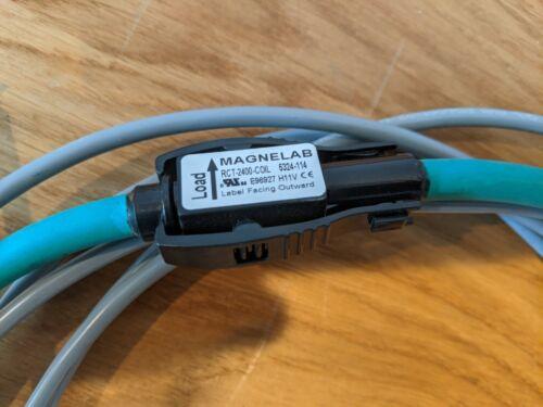 Magnelab RCT-2400-COIL Flexible Rogowski Coil Core Current Sensor Coil Assembly