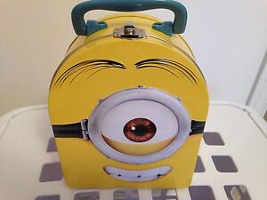 MINION COLLECTOR BOX