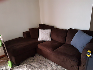 2 seater and 3 seater with reversable chaise Goolwa Alexandrina Area Preview
