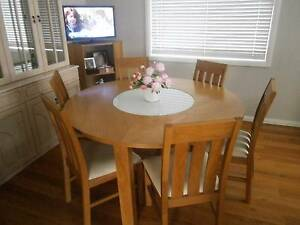 dining suite Tuncurry Great Lakes Area Preview