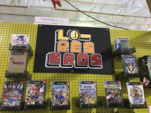 Lo-Res Bros has Games! Games and more Games!