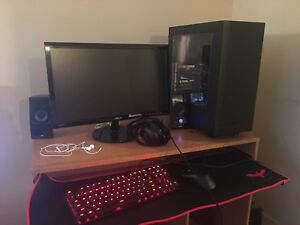 Gaming computer for sale.