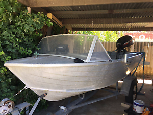 14ft stacer runabout Middle Swan Swan Area Preview