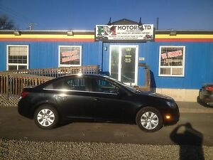 REDUCED 2012 Chevrolet Cruze   ACCIDENT FREE SASK UNIT
