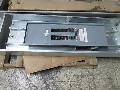 Square D Main Lug Circuit Breaker Panel 12348826260020001 Cover Not Included