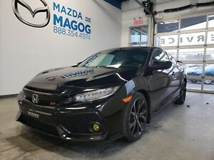2017 Honda Civic Si Coupe Turbo Gps