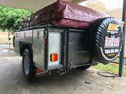 MDC Off Road T-BOX Camper Trailer - Perfect Condition Carina Brisbane South East Preview
