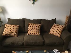 Very comfortable couch. SOLD PPU