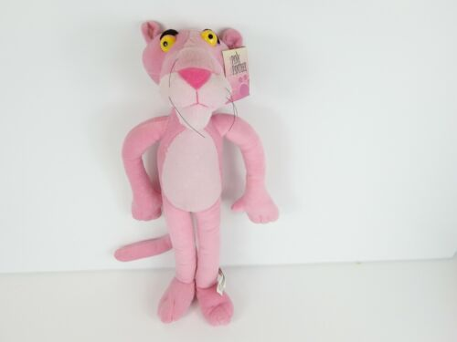 """Pink Panther Nanco Official Licensed Product 18"""" Plush NWT"""