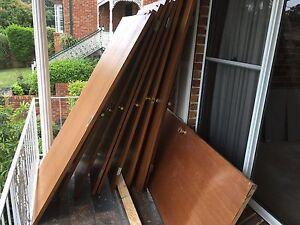 Internal timber doors (hollow) Bass Hill Bankstown Area Preview