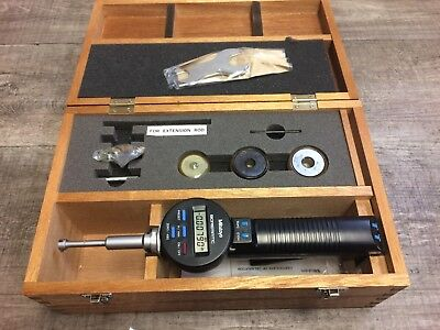 Nice Mitutoyo Borematic Digital Intrimik Bore Gage .275 - .5 No. 568 94
