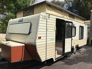 Opal Tandem Poptop - Isl Double Bed - Air Cond - Full Annexe Warragul Baw Baw Area Preview