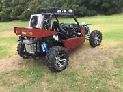 Joyner off road buggy Morwell Latrobe Valley Preview