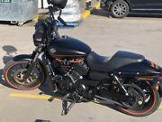 Harley Davidson Street XG500 Thornton Maitland Area Preview