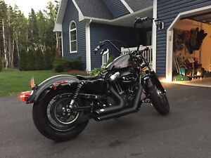 2014 Harley 48 (forty-eight)