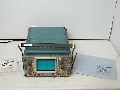Tektronix 475a 2 Channel 250 Mhz Oscilloscope