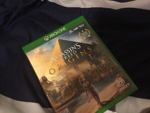 Assassins creed origins xbox one