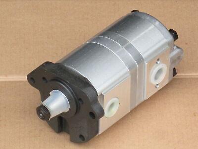 Tandem Power Steering Pump For Massey Ferguson Mf 1080 1085 135 Uk 165 175 180