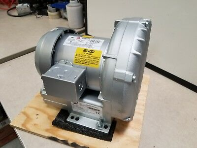 Gast Series 3 Regenair Regenerative Blower Model R3305a-1 3ph