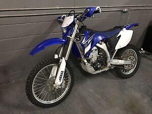 """2008 Yamaha WR450F """" Low Km """" WRF450"""