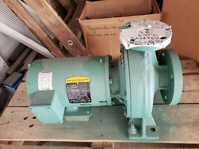Scot Industrial Water Pump Weg 7.5hp Motor 230460v 50hz 3 Phase 6.5 Impeller