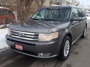2009 Ford Flex SEL P.HEATED SEATS,REMOTE STARTER $4475