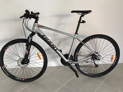 2017 Giant Bike in excellent condition