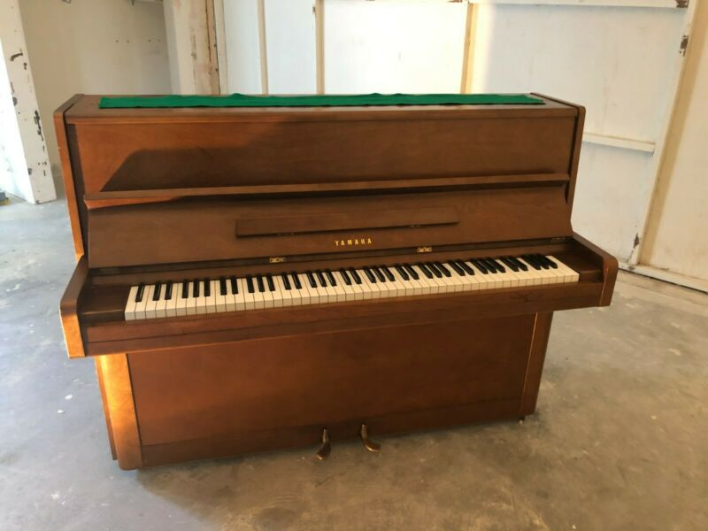 Yamaha Upright Piano - P2 gently used (GREAT CONDITION!)