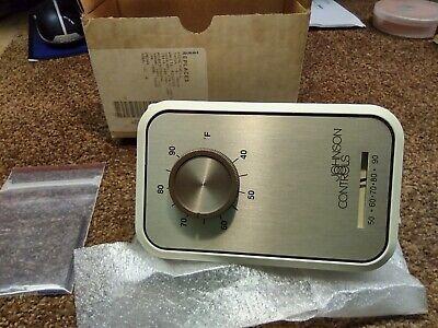 Johnson Controls T265-18c Lt Duty Line Voltage Heat-cool Thermostat