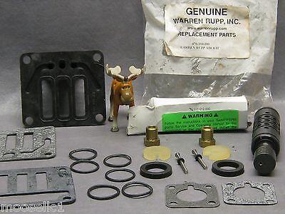476-100-000 Genuine Warren Rupp Replacement Parts 476-100-000