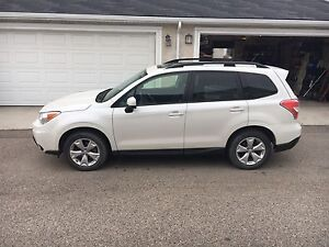 2015 Subaru Forester Touring Edition For Sale